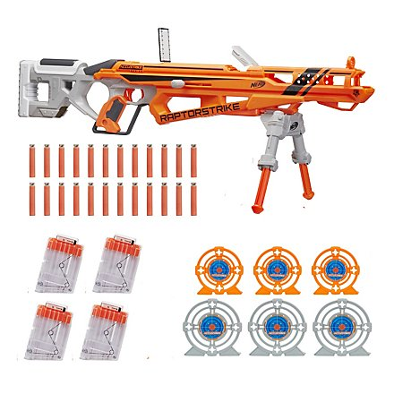 NERF - N-Strike Elite AccuStrike RaptorStrike Value Pack