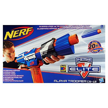 NERF - N-Strike Elite Alpha Trooper CS-12