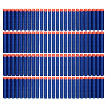 NERF - N-Strike Elite Darts 100er Refill Pack in Recycling-Verpackung