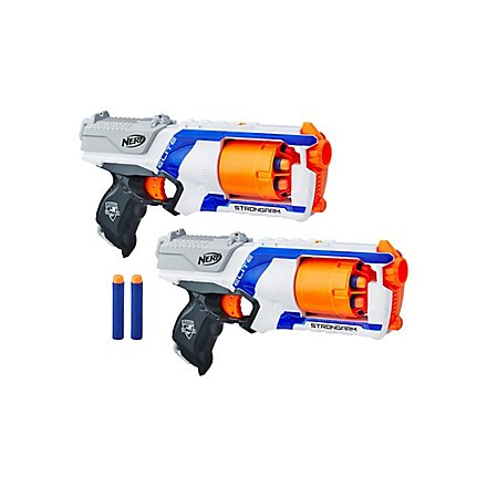 NERF - N-Strike Elite Strongarm Set