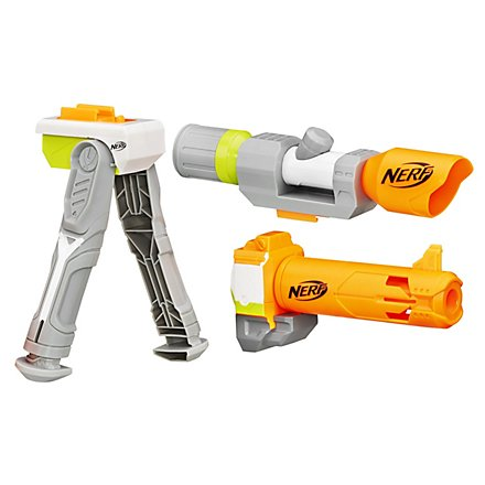 NERF - N-Strike Elite XD Modulus Long Range Uprade Kit in Recycling-Verpackung