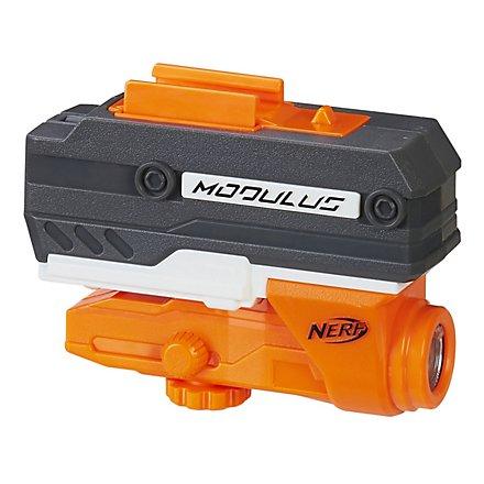 Nerf N-Strike Elite XD Modulus Targeting Light Beam in Sustainable Packaging