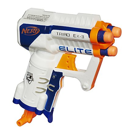 NERF - N-Strike Elite XD Triad