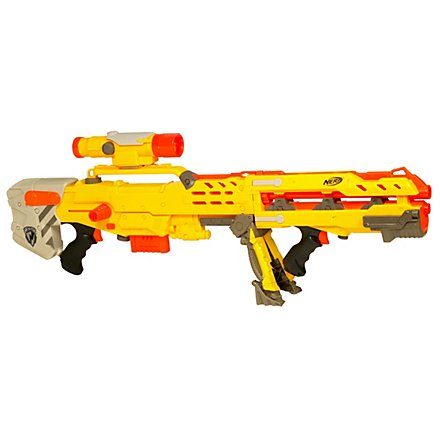 NERF - N-Strike Longshot CS-6 - gelbe Version