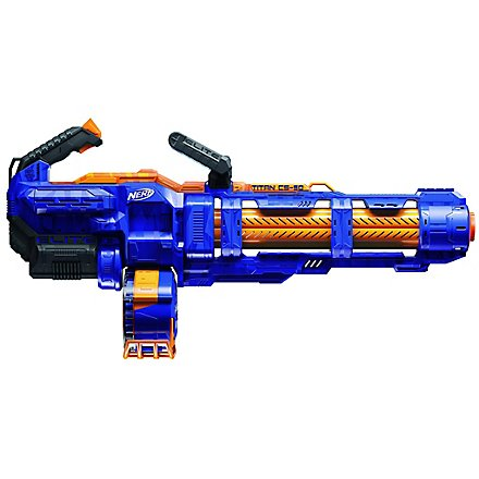 NERF - N-Strike Titan CS-50 Dartblaster