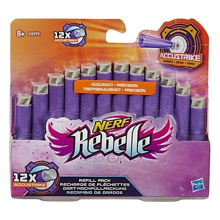 NERF - Rebelle 12er Pack AccuStrike Darts