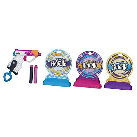 NERF - Rebelle Knock Out Gallery