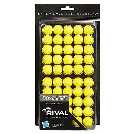NERF - Rival 50 Kugeln Nachfüllpack