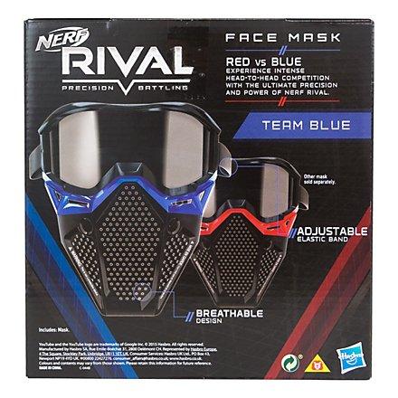 NERF - Rival Schutzmaske Blau