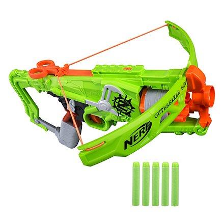 NERF - Zombie Strike Outbreaker Bow