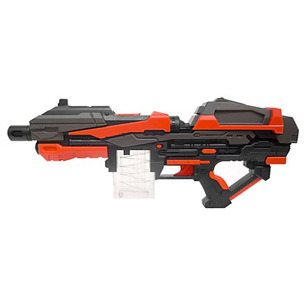Serve & Protect - Shooter Mega 54cm mit 10 Darts