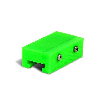 Slydev - Nerf Tactical-Rail Adapter - glatt (schwarz)