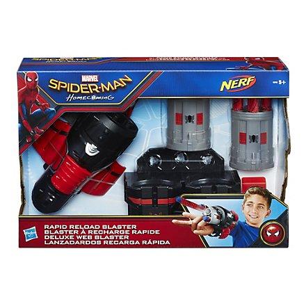 Spider-Man - Rapid Reload Nerf Blaster