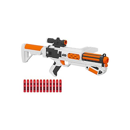 Star Wars NERF Stormtrooper Deluxe Blaster