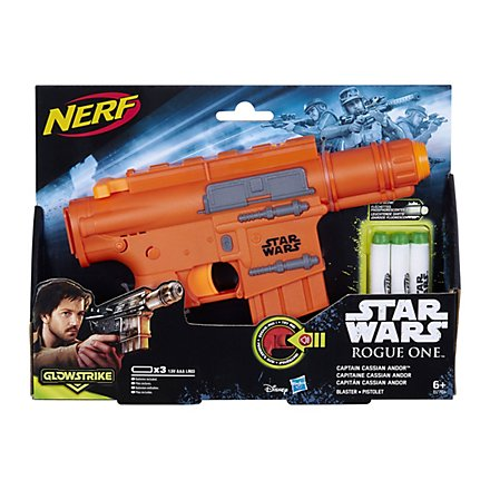 Star Wars: Rogue One - Nerf Cassian Andor Blaster