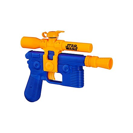 Star Wars Super Soaker Han Solo Blaster