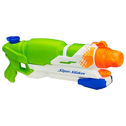 Super Soaker - Barrage