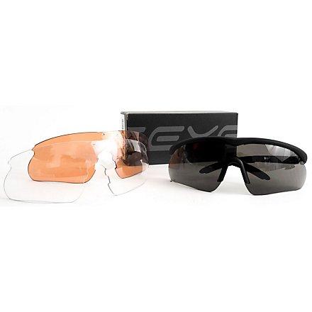 Swiss Eye - Raptor Schutzbrille schwarz