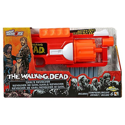 The Walking Dead - BuzzBee Carls Revolver