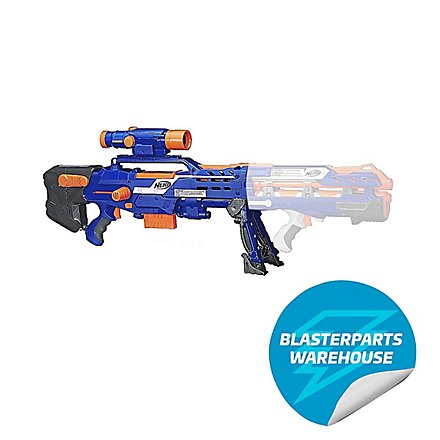 Warehouse Nerf N-Strike Elite Longshot CS-6 ohne Front-Blaster