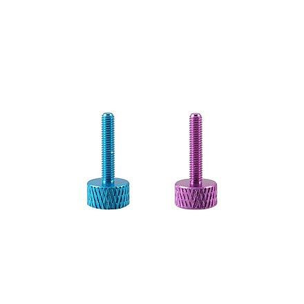 Worker - M3*15 Daumenschrauben passend für Nerf Stryfe und Nerf Modulus (Pink)