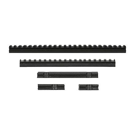 Worker - Picantinny Rail Set für Tactical Rail passend für Nerf N-Strike Retaliator
