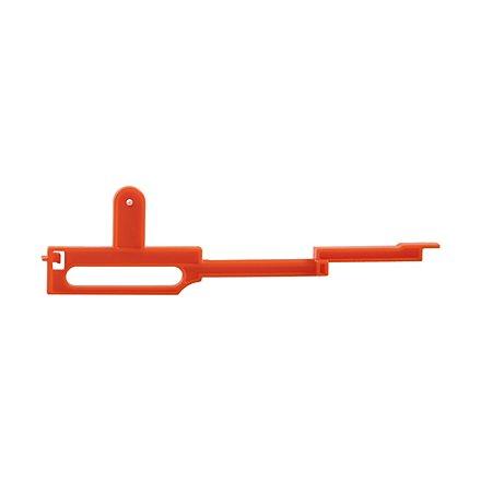 Worker - Pusher für Short Darts passend für Stryfe (orange)