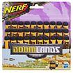 NERF - N-Strike Elite DoomLands 2169 Deco Dart 30er Pack