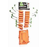 Bankcroft - Lanard & Simba Shell Shock Refill Pack 16 Cartridge Cases 16 Darts 1 Ammo Clip