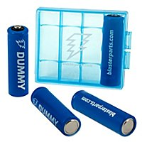 Blasterparts - 4 AA Dummy Batteries