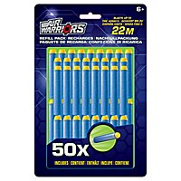 BuzzBee - Air Warriors Long Distance 50 Dart Nachfüllpack