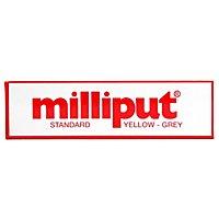 Milliput - Modelliermasse Standard Gelb-Grau, 113g