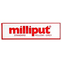 Milliput - Sculpting Clay Standard Yellow-Grey, 113g