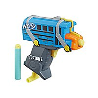 NERF MicroShots - Fortnite Battle Bus Dartblaster
