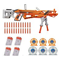 NERF - N-Strike Elite AccuStrike RaptorStrike Value Pack with extra magazines