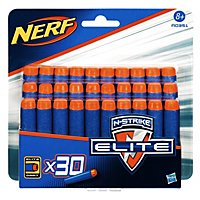 NERF - N-Strike Elite Clip System Darts 30-Pack