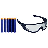 NERF - N-Strike Elite Vision Gear Brille + 5 Darts