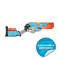 Warehouse Nerf N-Strike Elite Zombie Strike Sledgefire + Shells
