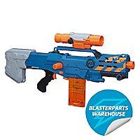 Warehouse NERF N-Strike Zombie Strike Z.E.D. Squad Longshot CS-12