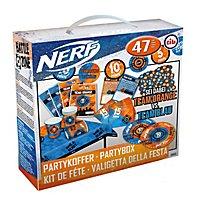 NERF - Partyset Orange gegen Blau