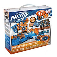 NERF - Partyset Orange vs. Blau