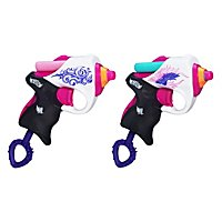 NERF- Rebelle Best Friends Blaster Power Pair Doppelpack