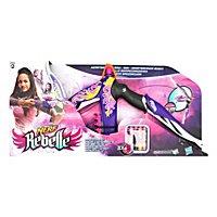 NERF - Rebelle Heartbreaker Bow Bogen Flame (purpur-feuerrot)