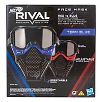 NERF - Rival Face Mask Blue