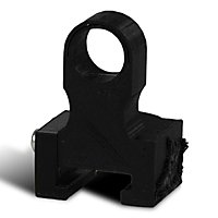 Slydev - Nerf Tactical Rail Iron Sights - rear sight (black)