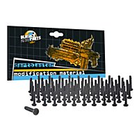 Replacement Screws suitable for Nerf Blasters 10mm 80 pieces - Torx T8