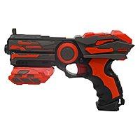 Serve & Protect - Shooter Basic 23cm mit 6 Darts