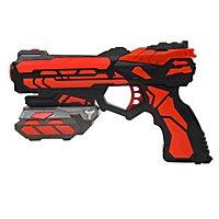 Serve & Protect - Shooter Starter 18cm mit 6 Darts