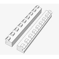 Slydev - Picatinny-Rail Hälften V2
