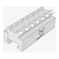Slydev - Rail Adapter Nerf zu Picatinny V2 - 6,5 cm